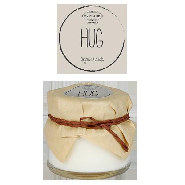 My Flame – sojakaars – HUG – geur: fig's delight