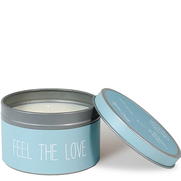 My Flame – sojakaars – FEEL THE LOVE – geur: fresh cotton
