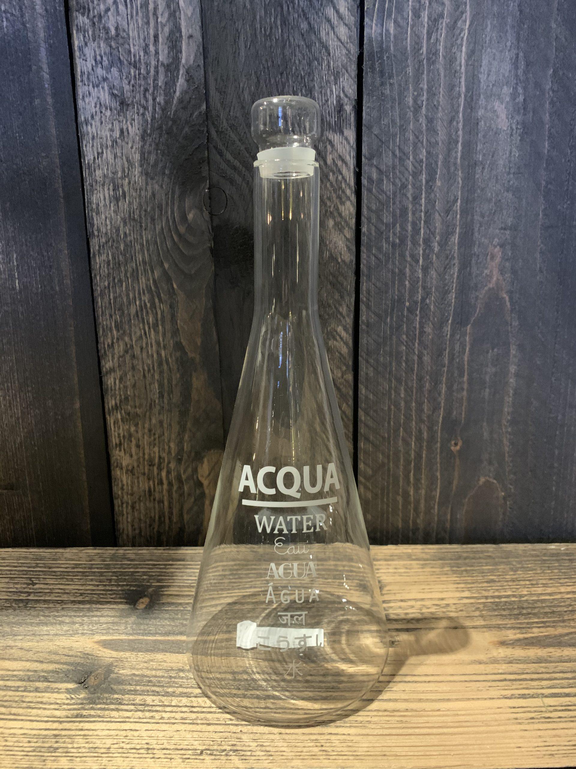 Aqua karaf – glas