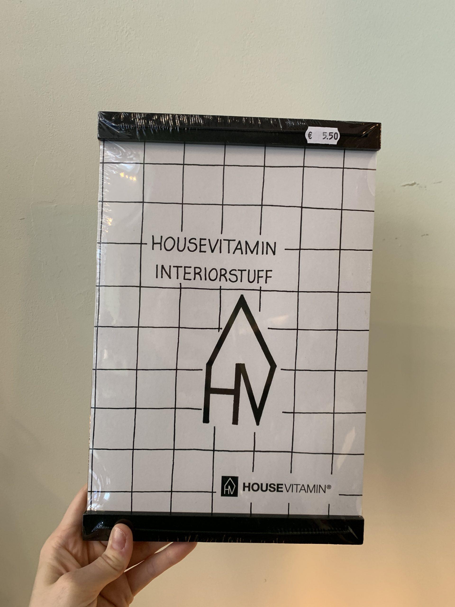 Housevitamin – memobord A4